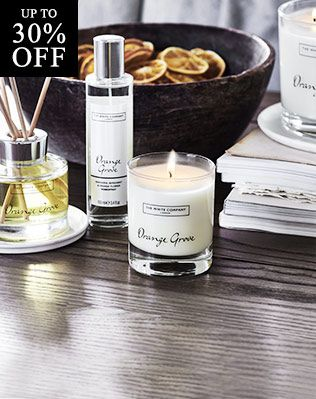 Orange Grove candles and fragrance