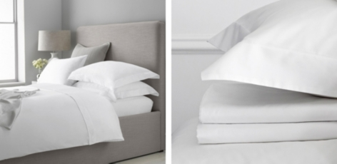 300 Thread-Count Egyptian Cotton Sateen Bed Linen Collection