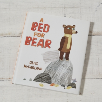 `A Bed For Bear` Book