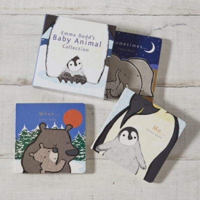 Image of Baby Animal Collection Books by Emma Dodd