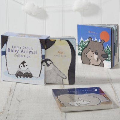 Baby Animal Collection Books by Emma Dodd