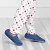 Aeroplane Slippers - Moonlight Blue