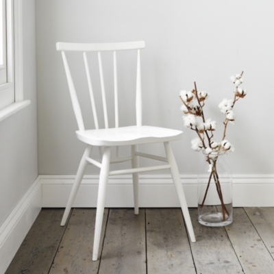 Ercol All Purpose Chair - White - White