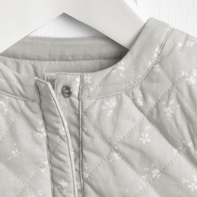 Alice Floral Quilted Jacket