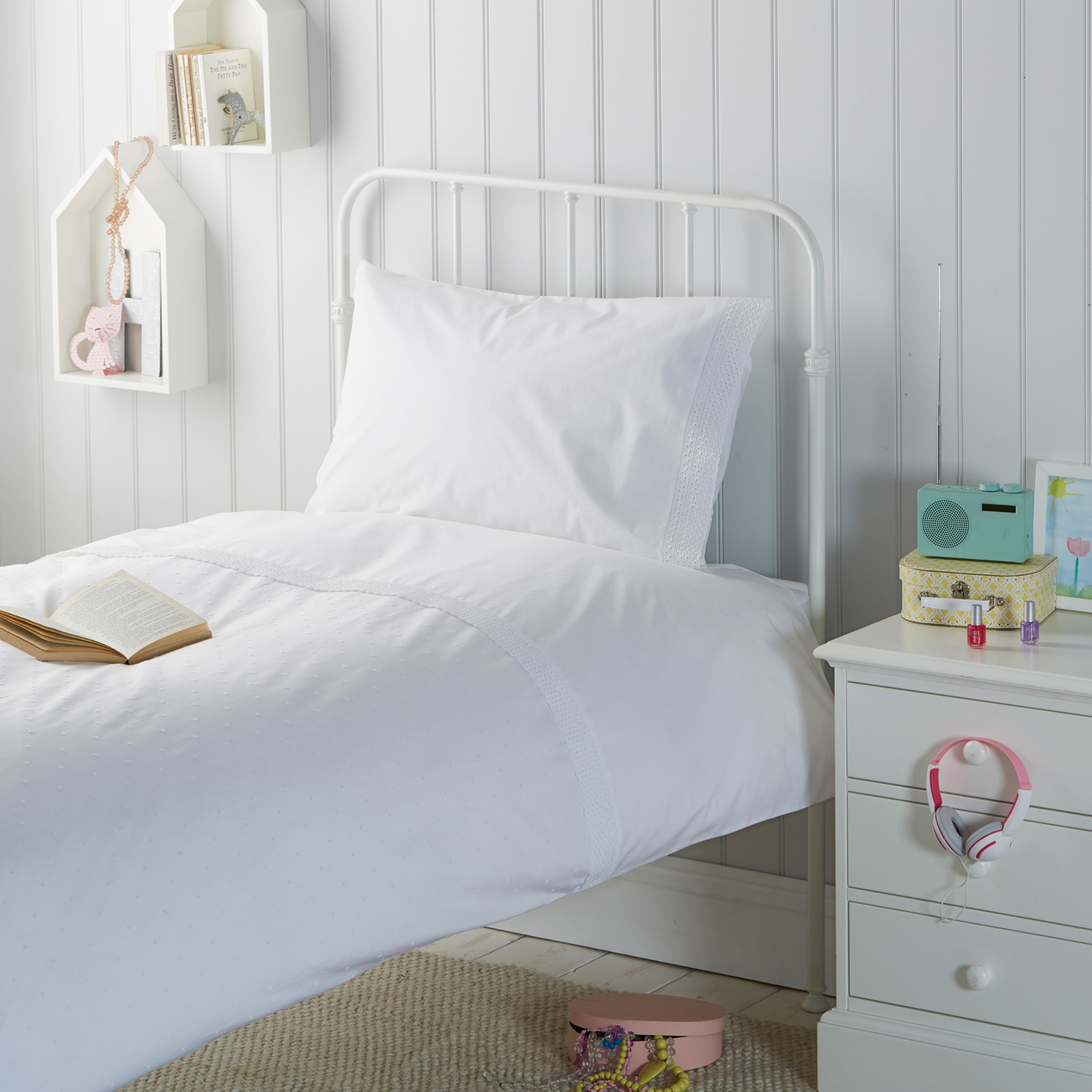 Childrens Bedroom The Little White Company The White Company UK