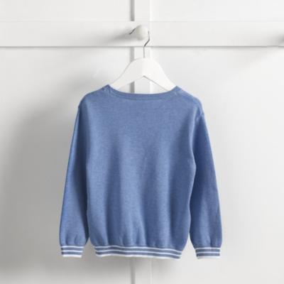 Anchor Pocket Sweater  (1-5yrs)