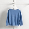 Anchor Pocket Sweater  (1-5yrs)