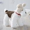 Arthur Fox Terrier Soft Toy