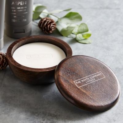 Image of Aspen Shave Soap & Bowl