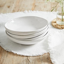 Artisan Serving Bowls – Set of 4