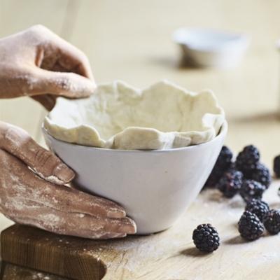 Artisan Stoneware Cereal Bowl