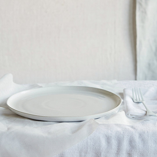 Artisan Dinner Plate  sc 1 st  The White Company & Artisan Dinner Plate | Tableware | The White Company UK