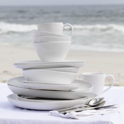 Artisan Stoneware Oval Plate