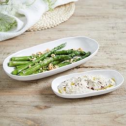 Artisan Serving Platters – Set of 2