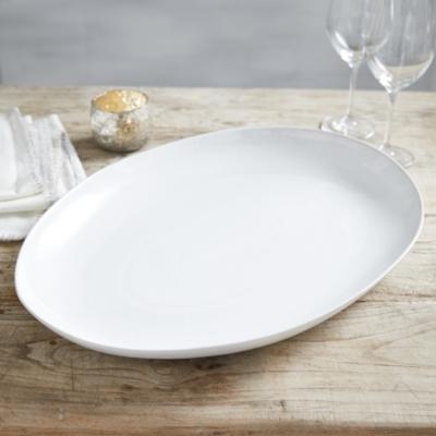 Artisan Stoneware Serving Platter