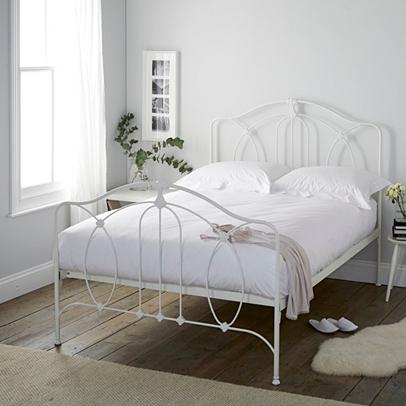 Ashwell Bed Furniture Sale The White Company Uk