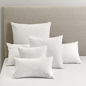 Buy Duck Feather Pillows & Cushion Pads from The White Company