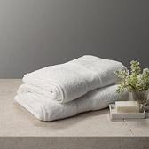 Buy Egyptian Cotton Towels - White from The White Company