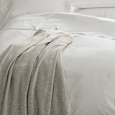 600 Thread Count Egyptian Cotton Bed Linen - Stone