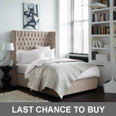 Buy Belgravia Bed from The White Company
