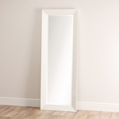 Buy Carlton Glass Framed Full Length Mirror from The White Company