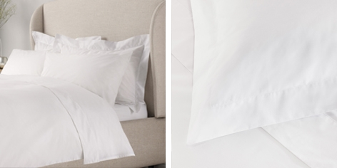 Buy Superior Easy-Care Cotton Bed Linen from The White Company
