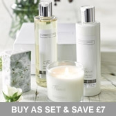 Buy Flowers Luxury Gift Set from The White Company