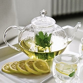 Buy Glass Teapot from The White Company