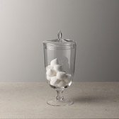 Buy Bon Bon Glass Jar - Small from The White Company