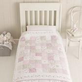 Buy Milly Cot Bed Quilt from The White Company