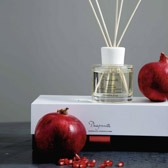 Buy Pomegranate Scent Diffuser from The White Company