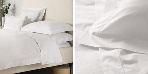 Buy Savoy Bed Linen Collection from The White Company