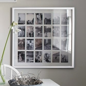 Buy Memories Photo Frame - White from The White Company