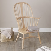 Buy Ercol Chairmakers Chair - Natural from The White Company