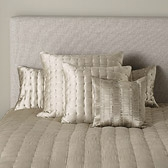 Buy Clarendon Cushion Covers - Natural from The White Company
