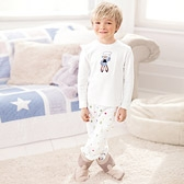 Cowboy Applique Jersey Pyjamas