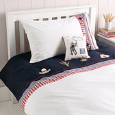 Cowboy Duvet Cover & Pillowcase Set