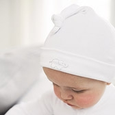 Buy Essentials Knotted Hat from The White Company