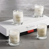 Buy Four Seasons Mini Candle Collection from The White Company
