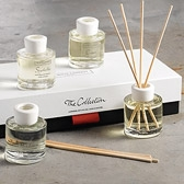 Buy Four Seasons Mini Diffuser Collection from The White Company