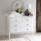 Buy Florence Chest Of Drawers from The White Company
