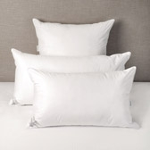 Buy Memory Microfibre Pillows from The White Company
