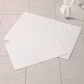 Buy Hydrocotton Bath Mat - White from The White Company