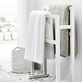 Buy Hydrocotton Towels - White from The White Company