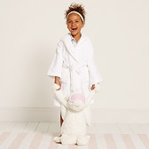Buy Unisex Hydrocotton Robe from The White Company