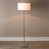 Buy Contemporary Metal Floor Lamp from The White Company