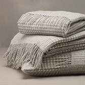 Buy Princeton Throw & Cushions from The White Company