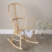 Buy Ercol Rocking Chair - Natural from The White Company