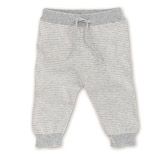 Buy Stripe Knitted Trousers from The White Company