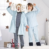Stripe Pyjamas Set